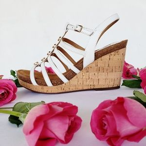 *NEW* Sofft Strappy Wedge Sandals